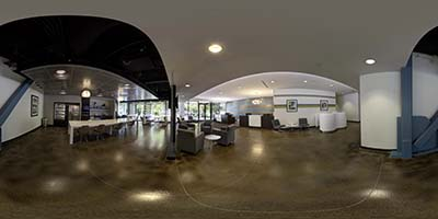 Interactive Panoramic Virtual Tour of Redmond Center in Bellevue office space available now in Bellevue