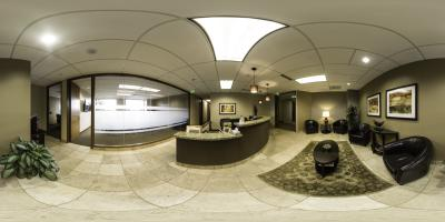 Interactive Panoramic Virtual Tour of Downtown Bellevue Office Space with Easy I-405 Access in Bellevue