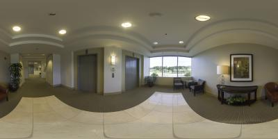 Interactive Panoramic Virtual Tour of Bellevue Office Space with easy 1-90 Access at Eastgate in Bellevue