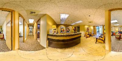 Interactive Panoramic Virtual Tour of Affordable Class A Bothell Office Space in Canyon Park in Bothell