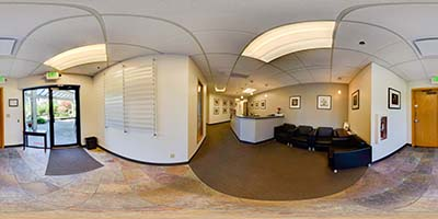 Interactive Panoramic Virtual Tour of Corporate Center in Kirkland office space available - Great Access in Kirkland