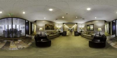 Interactive Panoramic Virtual Tour of Premium Executive Office Space In Seattle Downtown in Seattle