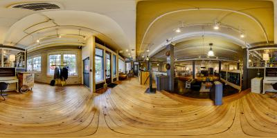Interactive Panoramic Virtual Tour of Convenient Office Space in Seattle in Seattle
