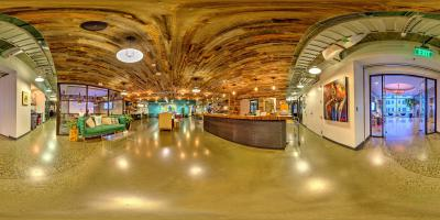 Interactive Panoramic Virtual Tour of Super Cool South Lake Union Coworking Office Space in Seattle in Seattle