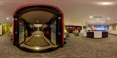 Interactive Panoramic Virtual Tour of 42nd Floor Two Union Seattle office space with Amazing Views in Seattle