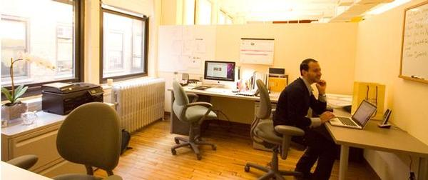 Affordable full-service office space in Manhattan