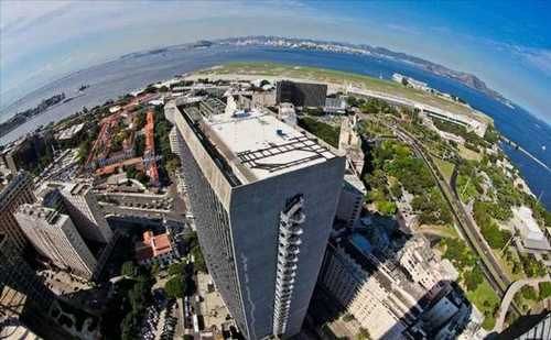 Modern Office Space located in the heart of Rio de Janeiro