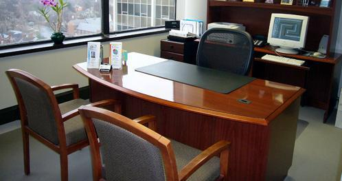 Flexible Office Space in Clayton