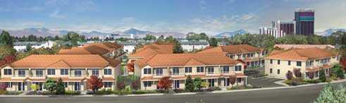 Redfield Center - Centrally Located Office Complex in Reno