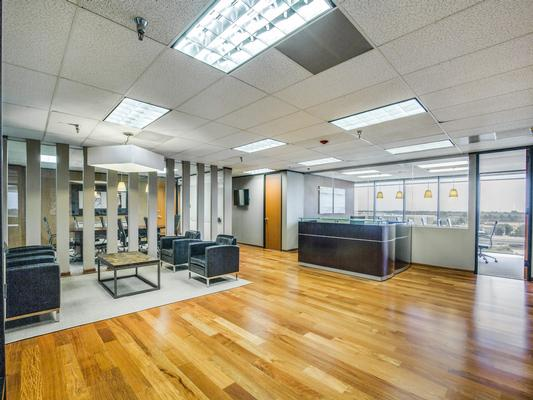 North Houston Office Space Available Now