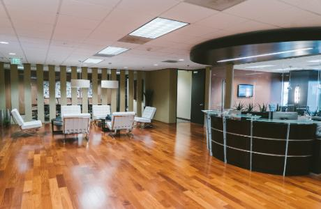 Truly All-Inclusive Executive Office Suites from $575/mo