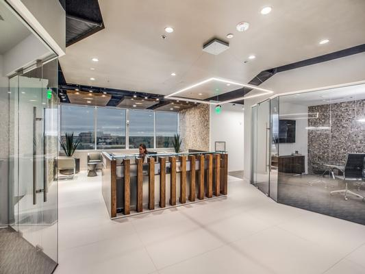 Private, Productive, and Professional Work Spaces in Sugar Land
