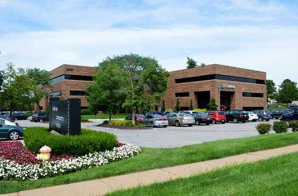 St Louis Office space in Creve Coeur (West County) on Olive Boulevard