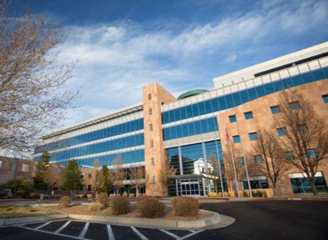 One Sun Plaza Albuquerque office space available now - zip 87109