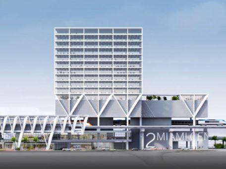 Miami Central Station Miami office space available now - zip 33138