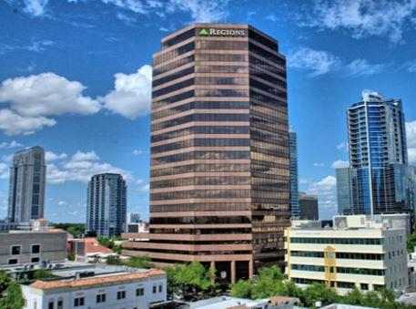 Downtown North Orange Orlando office space available - zip 32801