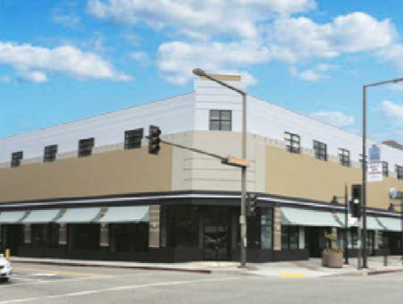Downtown Glendale office space available now - zip 91203