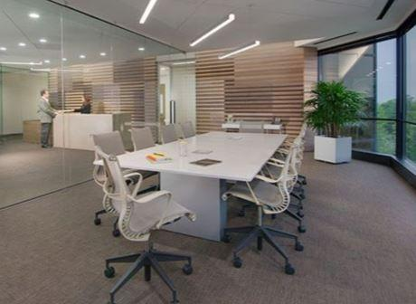 American Center Nashville office space available now - zip 37203