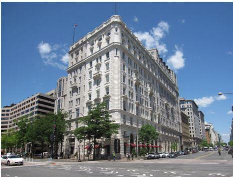 Penn Avenue Washington DC office space available - zip 20004