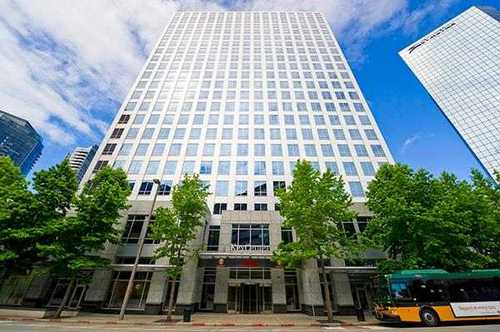 Key Center Bellevue office space available now - Great Views