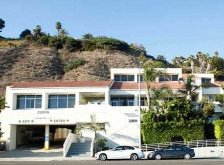 Carbon Beach Malibu office space available now - zip 90265