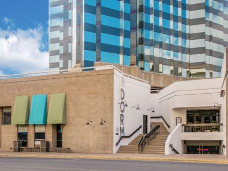The Shops at Dobie Austin office space available now - zip 78705