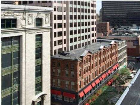 101 Arch Street Boston office space available now - zip 02110