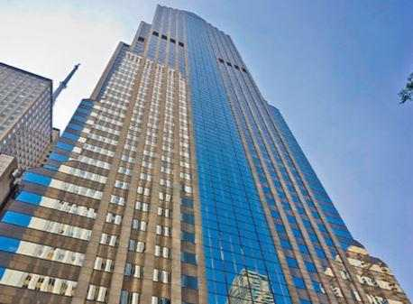 Two Prudential Plaza Chicago office space available now - zip 60601