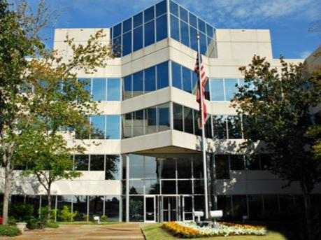 Triad Centre I Memphis office space available now - zip 38119
