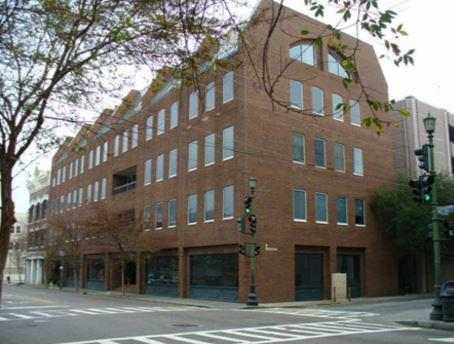 Downtown Charleston office space available - zip 29401