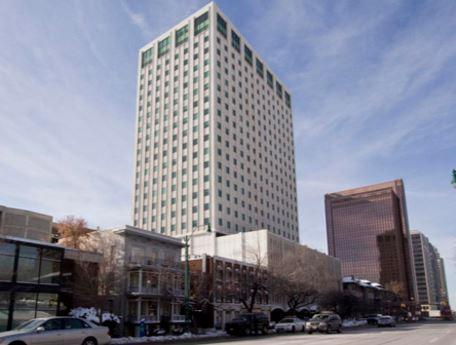 Temple Square Salt Lake City office space available now - zip 84111