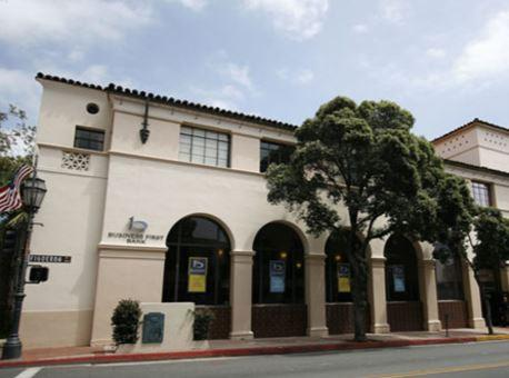 Downtown Santa Barbara office space available - zip 93101