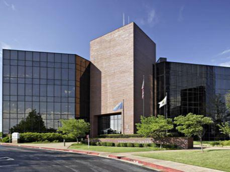 Executive Tower Tulsa office space available now - zip 74136