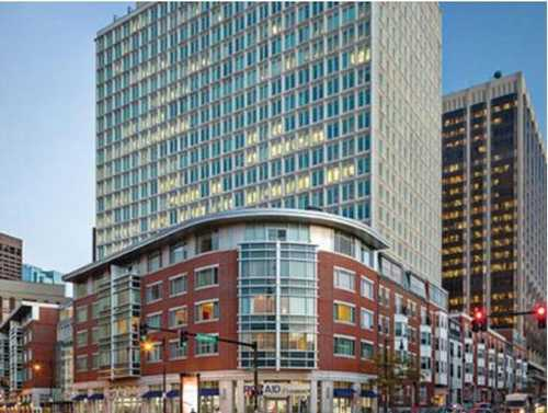 100 Cambridge Street Boston office space available now - zip 2114