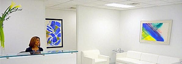 Midtown East Manhattan Office Space in NYC - Full Service