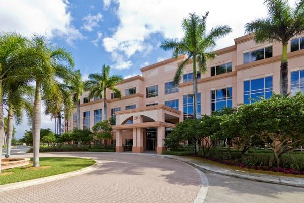 Executive Office located in the Sawgrass Corporate Park