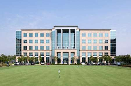 Top floor newly-constructed Charlotte Office Space in Class A Building
