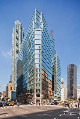 Prime office space location in New york