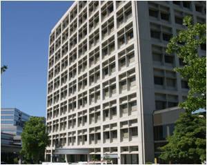 Ten-story, Class A office building
