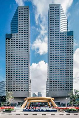 High Tech, Modern Office Space in Singapore