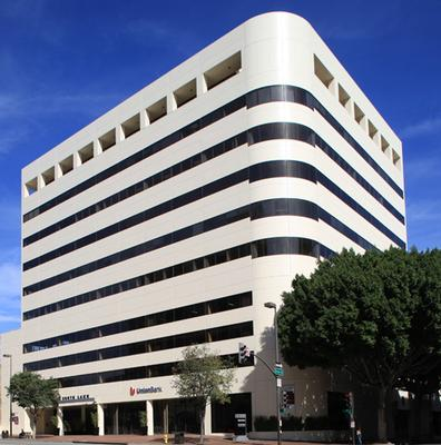 Class A Building in the heart of Pasadena's Financial District