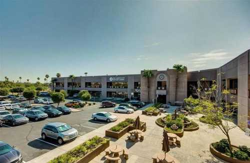 A great location for office space in Mesa