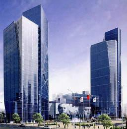 Convenient Office Space in Beijing