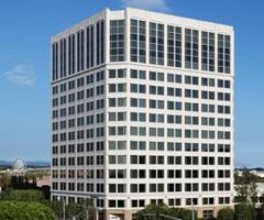 Elegant 15-story office tower