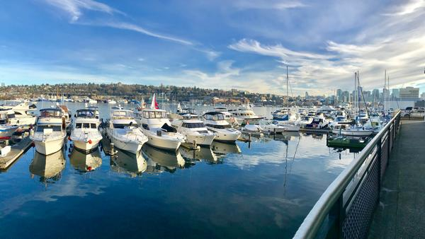 Beautiful Office Space on Lake Union!