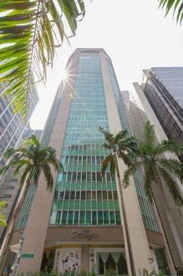 Fitted Offices Singapore (Shenton Way CBD) - Verve Offices