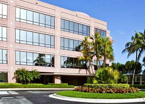 Beautiful Class A Building on Miami's Blue Lagoon Drive