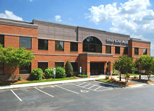 Beautifully appointed, fully furnished office space in Cary