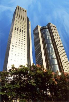 Great Office Space located in the heart of Taipei CBD