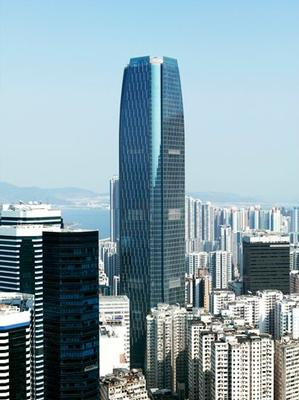 Located in the new hub of  the Hong Kong's busiest business district.